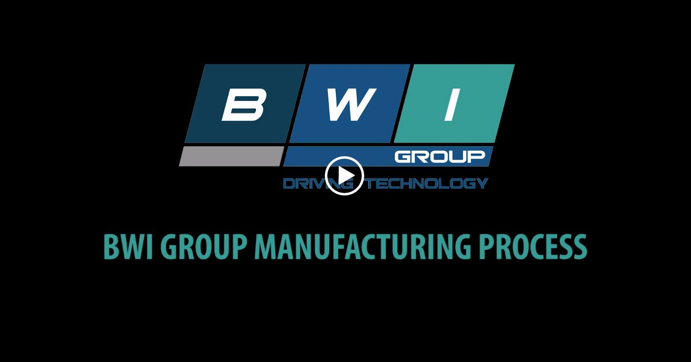 Check out one of BWI's advanced damper manufacturing processes