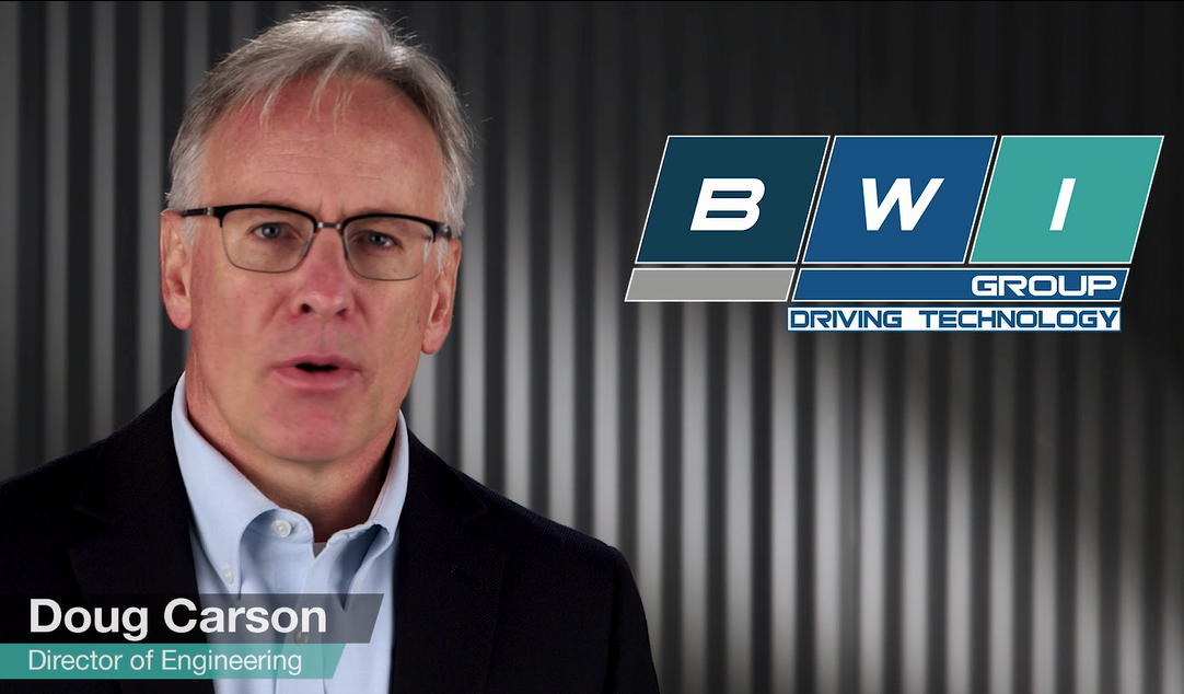 Doug Carson, Director of Engineering, tells us how BWI Group differs from competitors